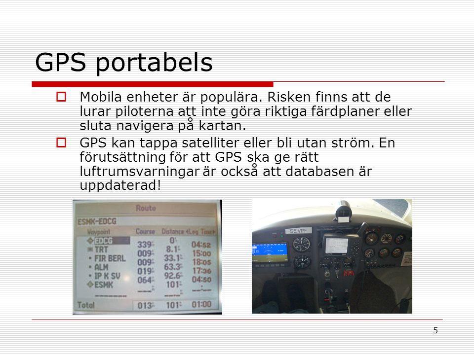 5 GPS portabels  Mobila enheter är populära.