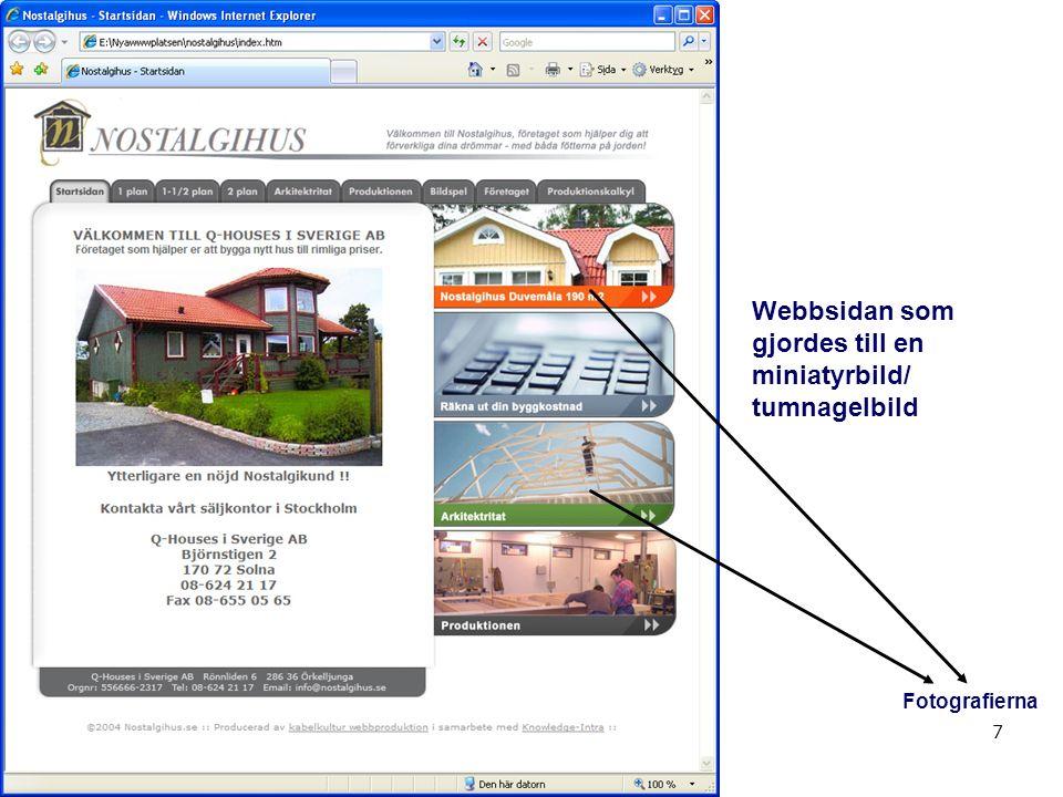 2012-08-14/ av Sanna Wolk 7 Webbsidan som gjordes till en miniatyrbild/ tumnagelbild Fotografierna
