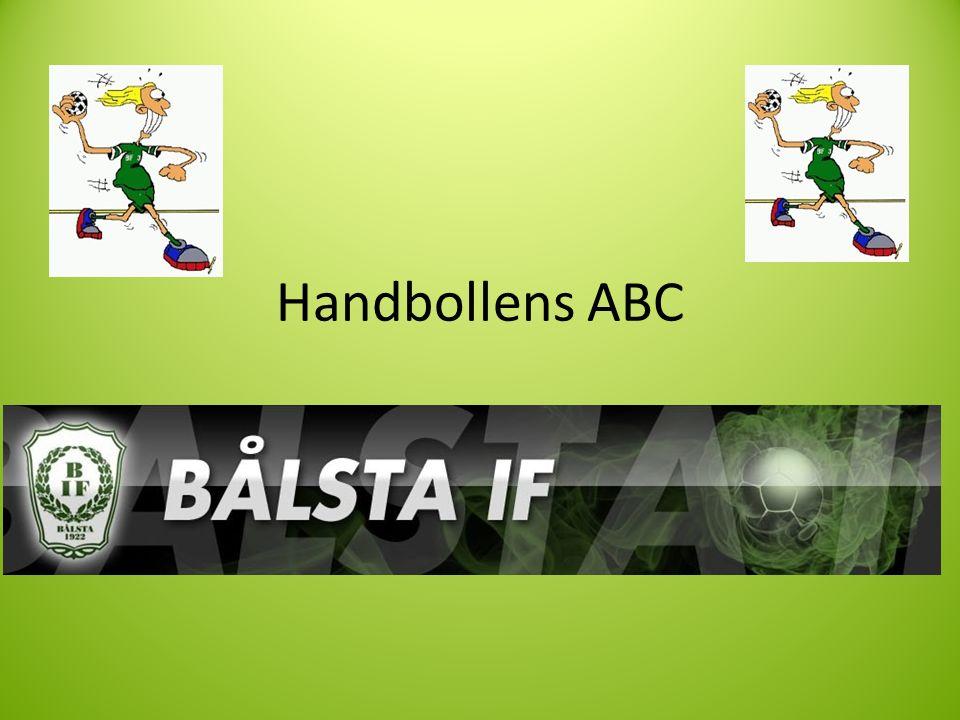 Handbollens ABC