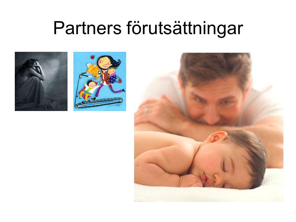 Partners förutsättningar