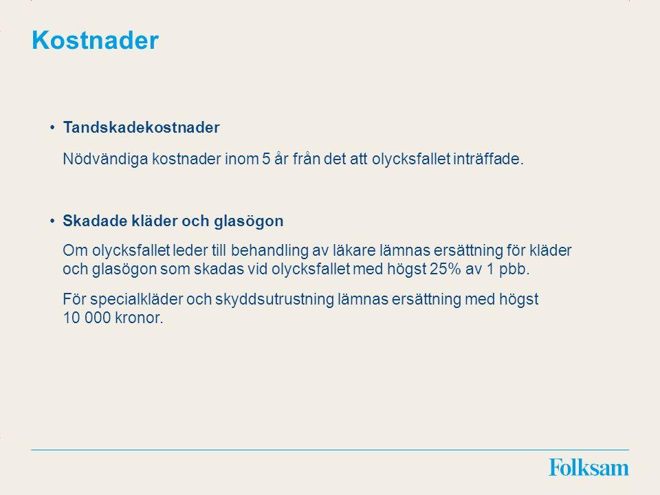 Innehållsyta Rubrikyta Kostnader Vårdkostnader - Ersättning lämnas vid beviljat vårdbidrag längst till och med juni det år barnet fyller 19 år.