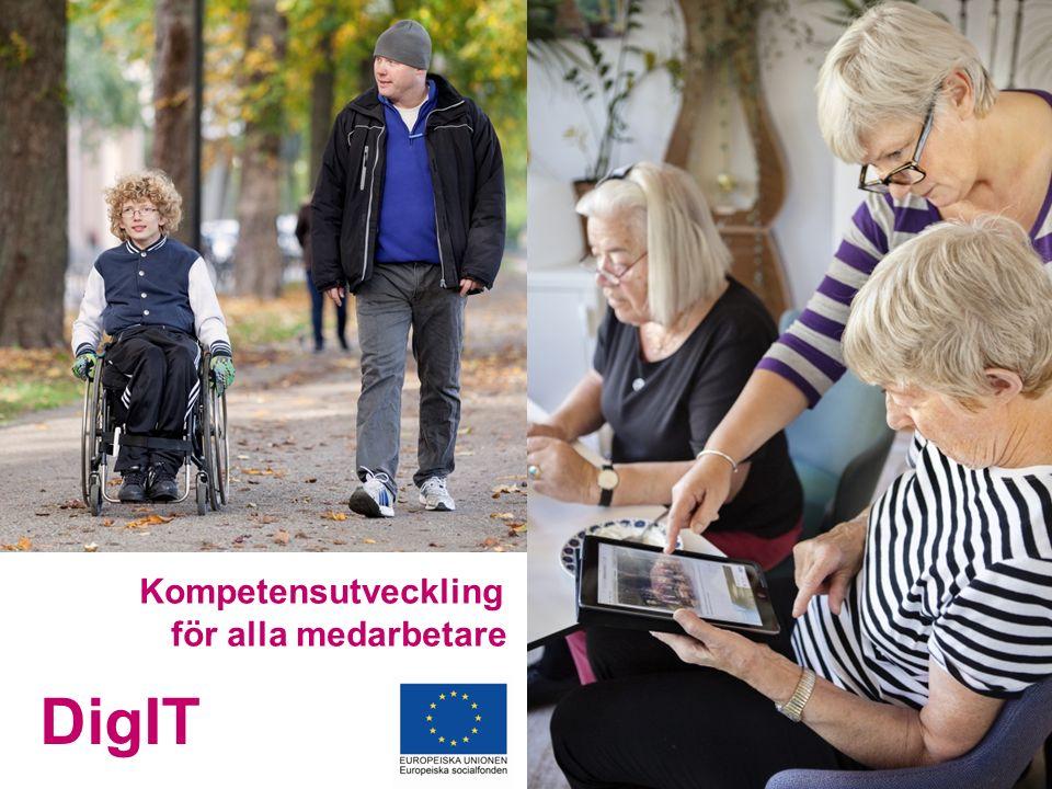 DigIT Kompetensutveckling för alla medarbetare
