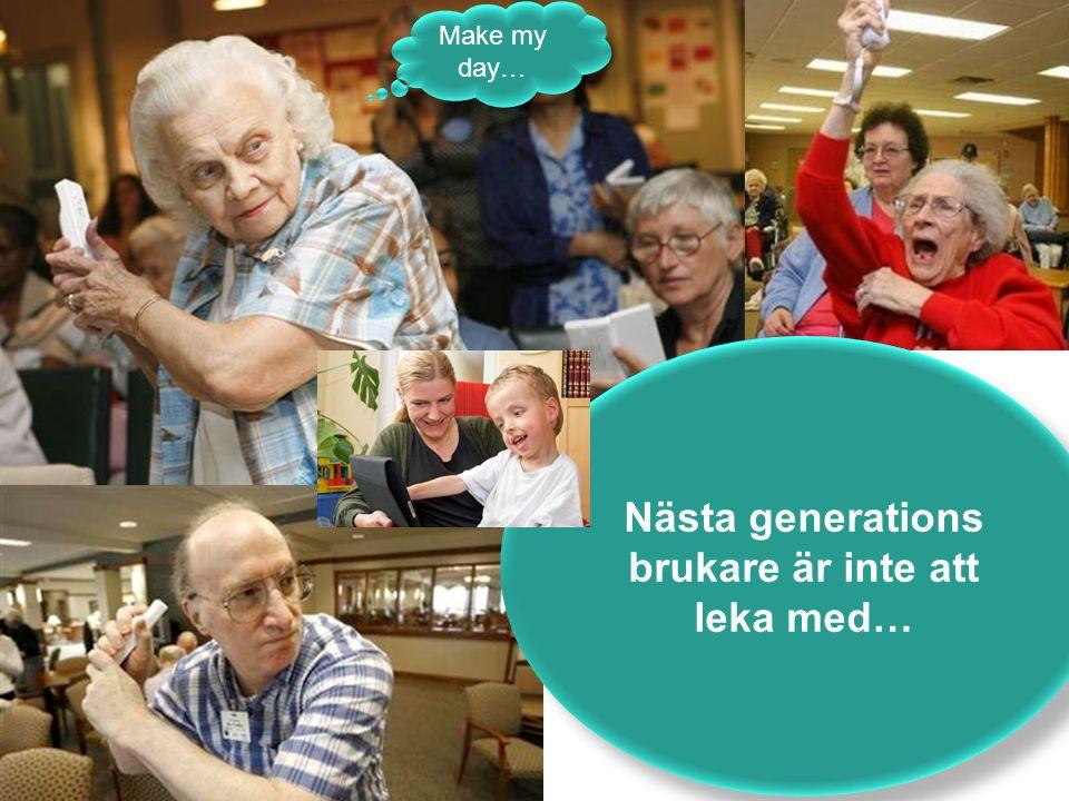 Nästa generations brukare är inte att leka med… Make my day…