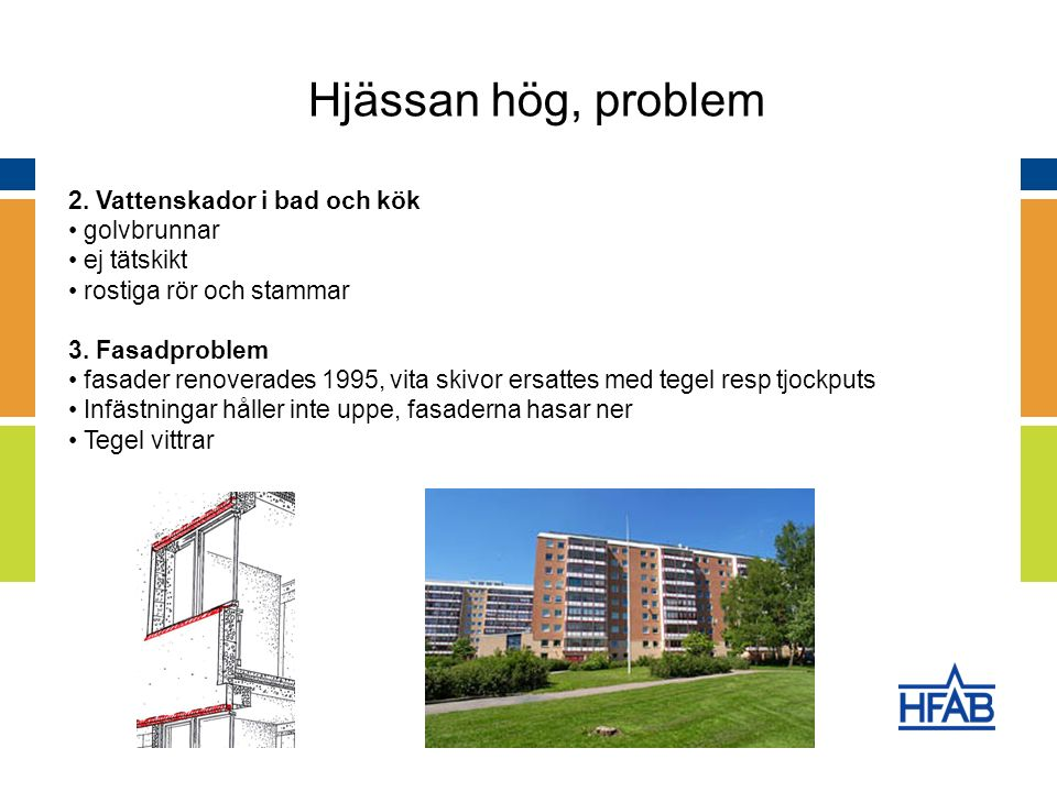 Halmstads Fastighets AB Engagemang Ÿ Respekt Ÿ Ansvar Ÿ Affärsmässighet 2.