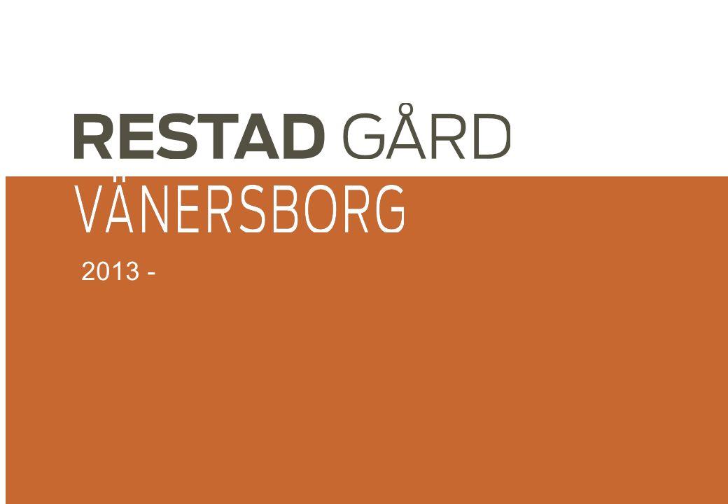 Restad Gård AB 2015.05.11 Konklusion - Stordrift fungerar väl under förutsättning av aktivt samarbete och hög men realistisk ambition.