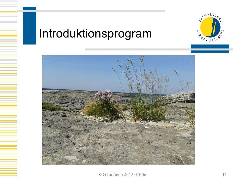 S-G Lidheim 2015-10-0611 Introduktionsprogram