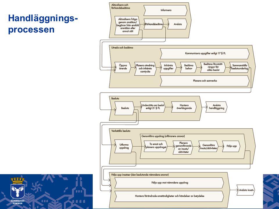 Handläggnings- processen