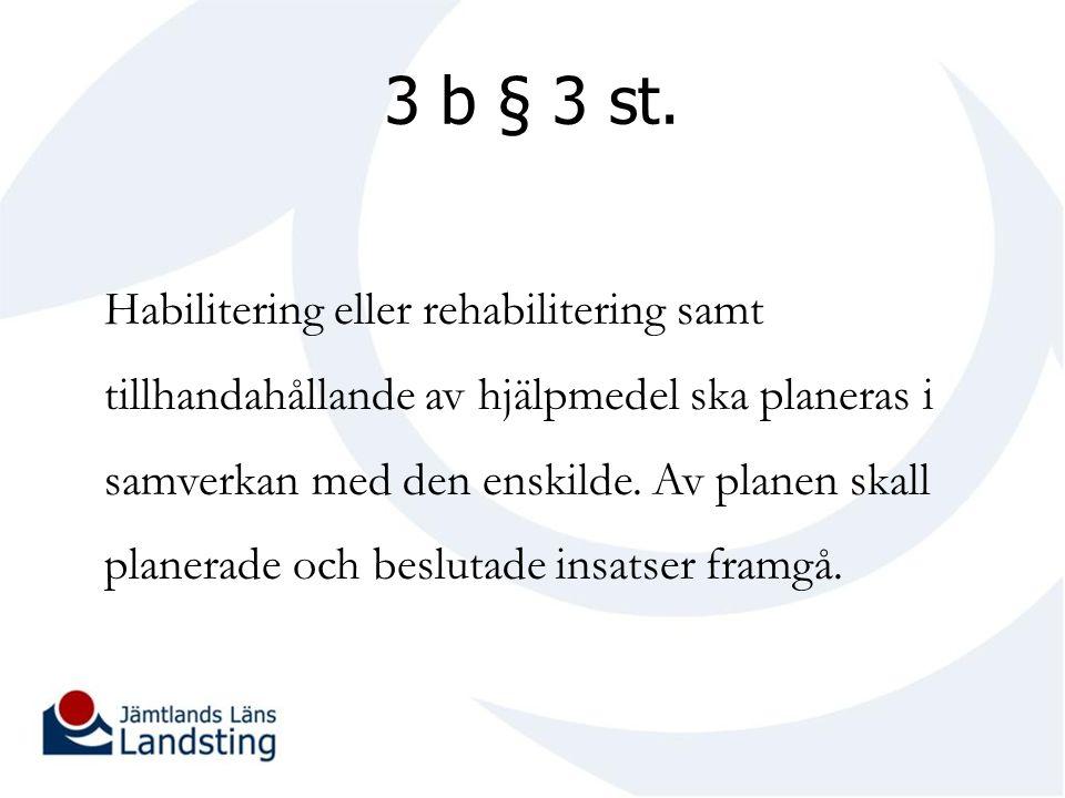 3 b § 3 st.