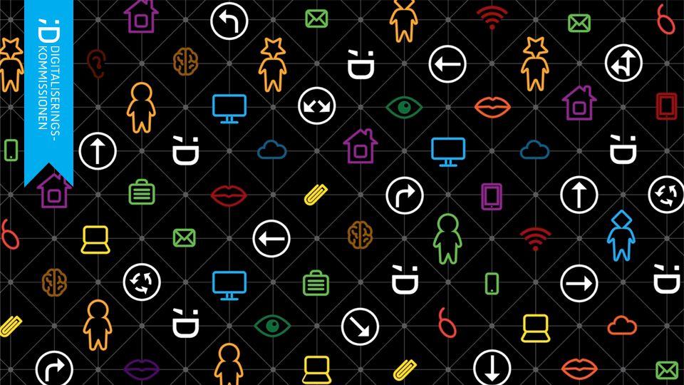 Om Digitaliseringskommissionen Utredning under Näringsdepartementet Bidra till att Sverige blir bäst i världen på att använda digitaliseringens möjligheter