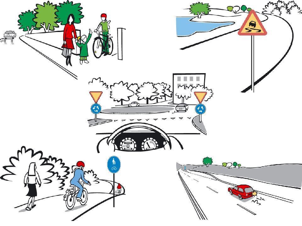 Tillsammans i trafiken Om trafiksäkerhet och trafikregler i Sverige Information och kunskap – Hur göra i trafiken – Hur skydda dig – Hur skydda dina barn Så att du och dina barn inte skadas i trafiken!