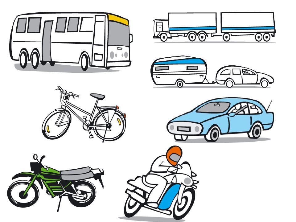 Trafikant bilförare bussförare lastbilsförare passagerare motorcyklist mopedist cyklist gående