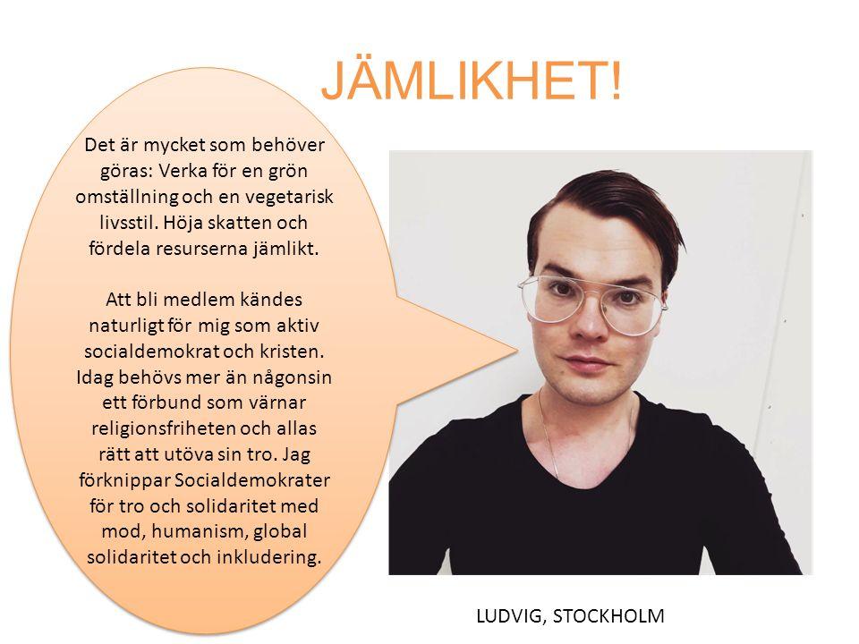 JÄMLIKHET.