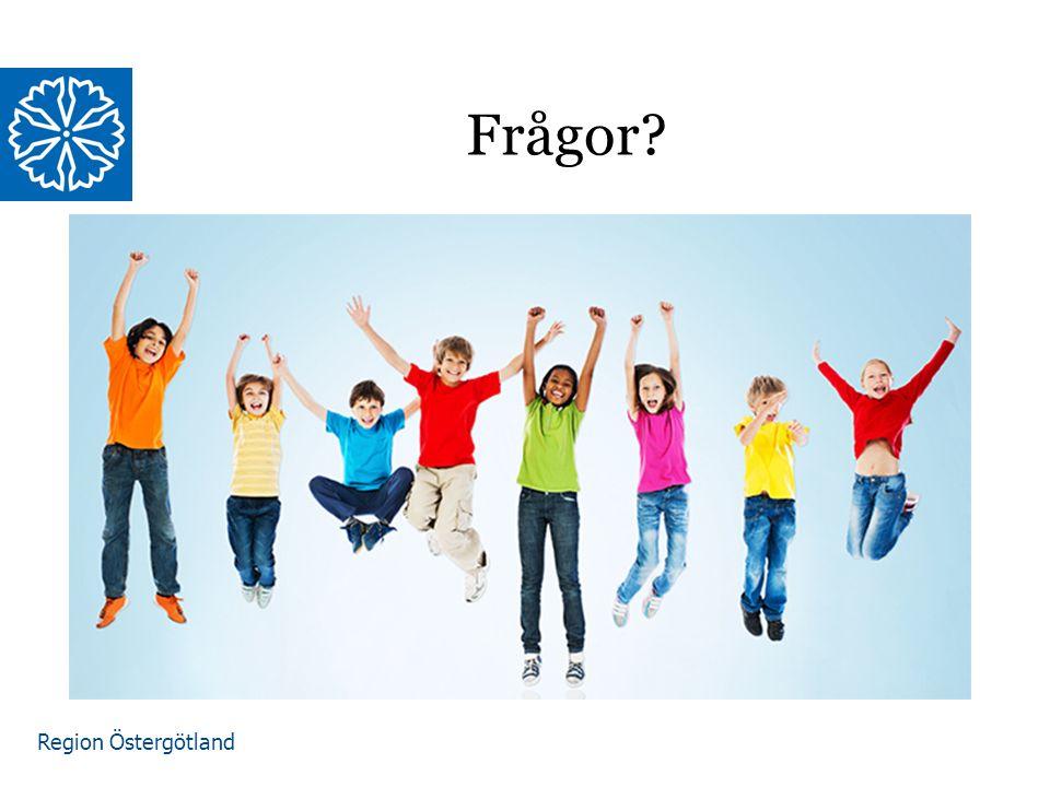 Region Östergötland Frågor?
