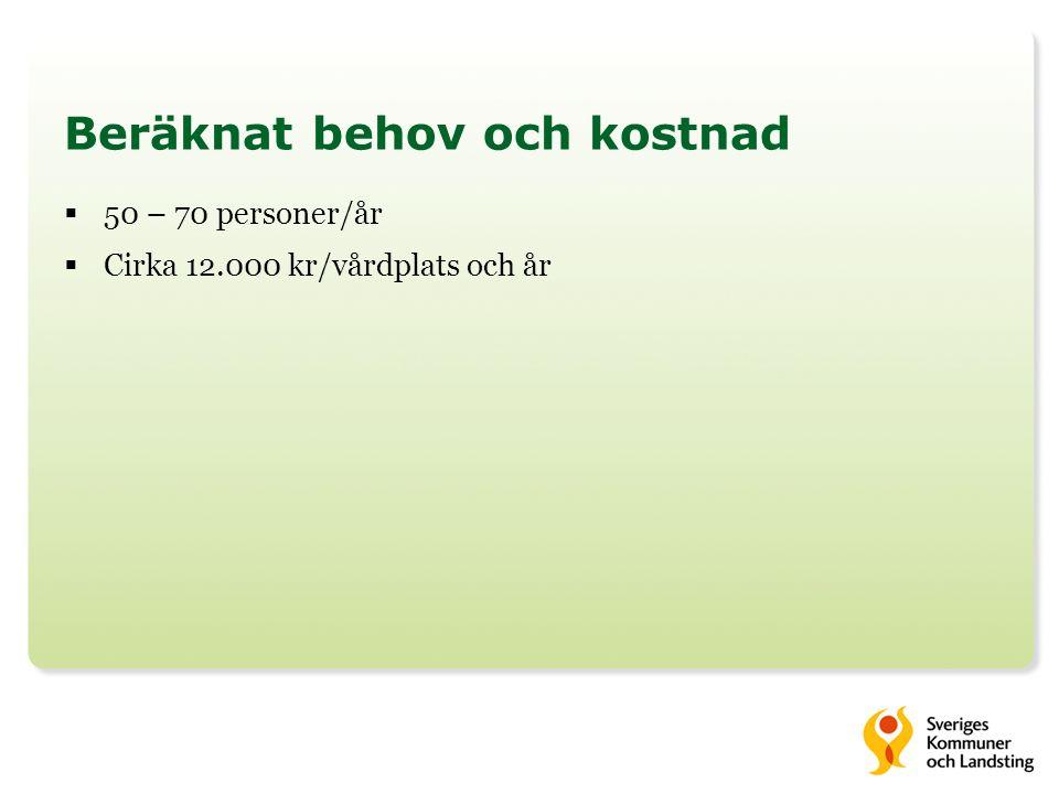 Arbetsprocess leds av SKL  Ing-Marie Wieselgren, Maria Nyström Agback, Martin Rödholm  Hösten 2015 - Intresseanmälan och ansökan från landstingen - Granskningsgrupp - Sökande landsting - Repr för köpande landsting - SHEDO - Repr från Nationella Självskadeprojektet - Repr från SKL - 4 landsting, en godkänd i jan 2015  Våren 2015 - Förslag om beslut om samverkansform