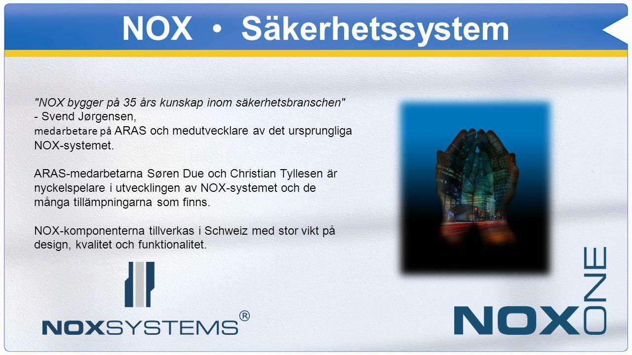 NOX Säkerhetssystem