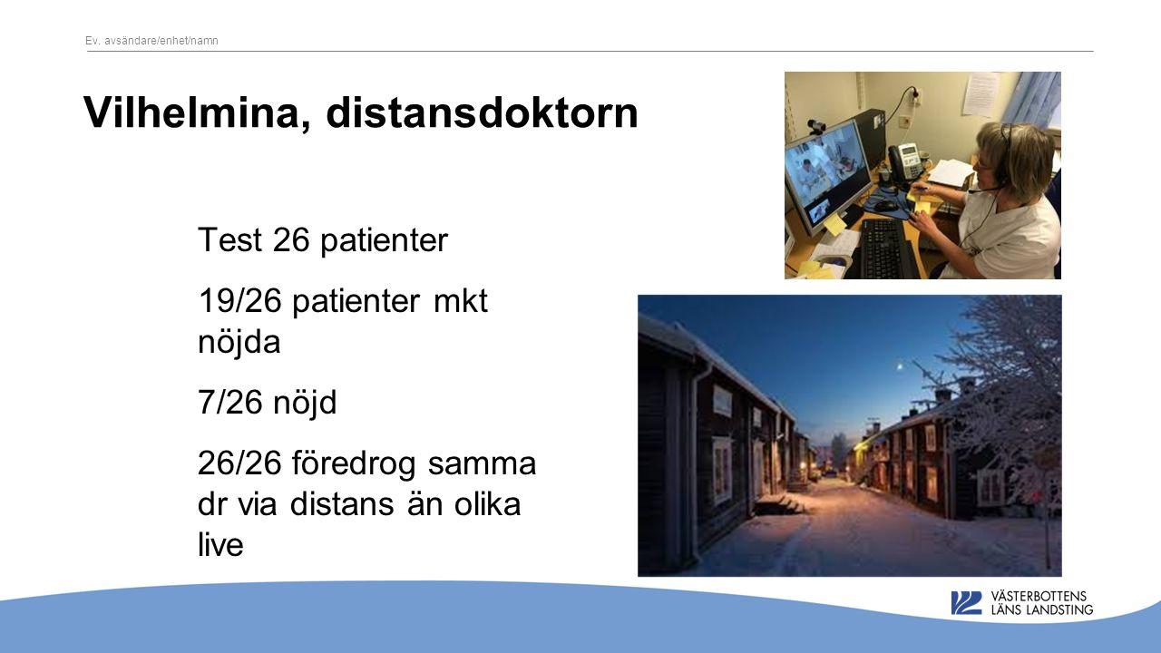 Glesbygdsmedicinskt centrum i Storuman