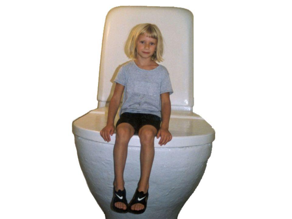 www.gu.se Bland barnen fanns en oro att bli sedd sittande på toaletten eftersom detta kunde leda till att bli retad.