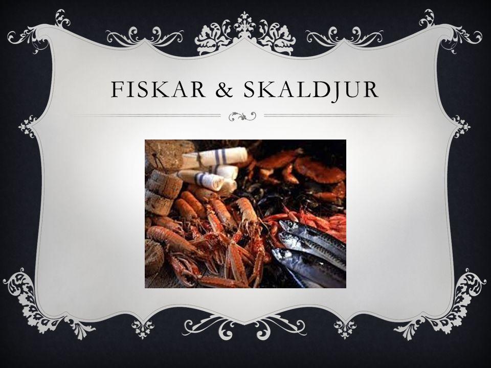 FISKAR & SKALDJUR