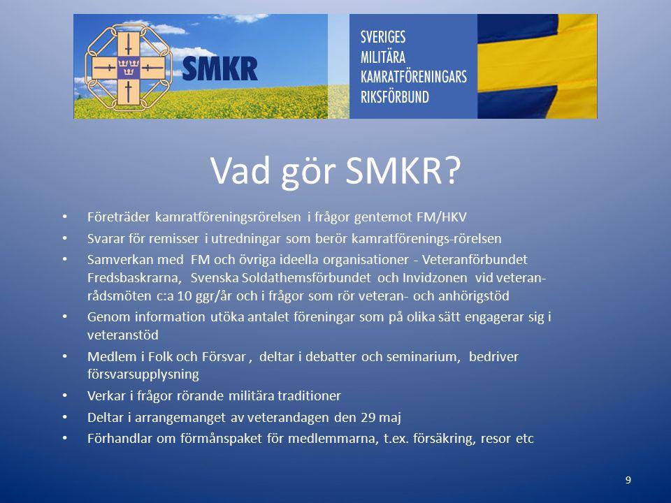Vad gör SMKR.