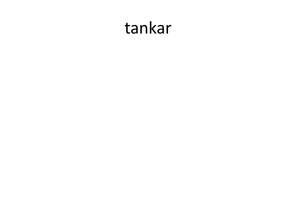 tankar