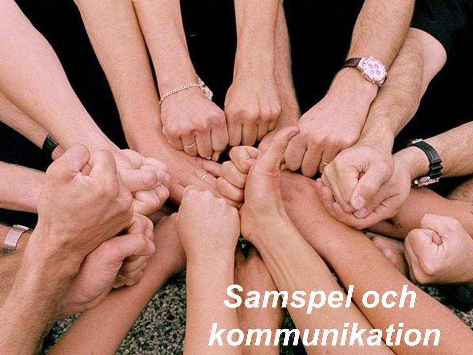 Samspel och kommunikation