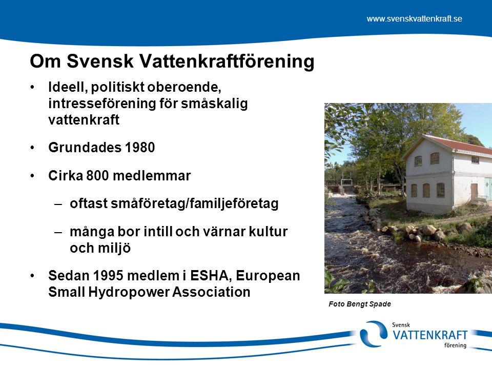 www.svenskvattenkraft.se TACK FÖR VISAT INTRESSE.
