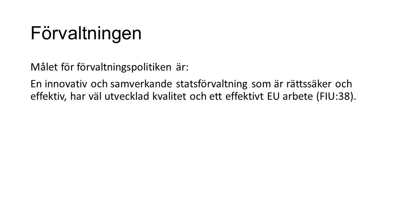 Ändrade förutsättningar för den svenska modellen Skillnader mellan perioderna 1950- 1970 och 1990-2010 1950-1970 1990- 2010 Arbetslöshet 2-3 % 6- 8% Lönernas andel av det samlade produktionsvärdet 73% 65- 68% Inkomstskillnader Stabila/minskade Ökande Källa: C-M Jonsson & I Lindeberg