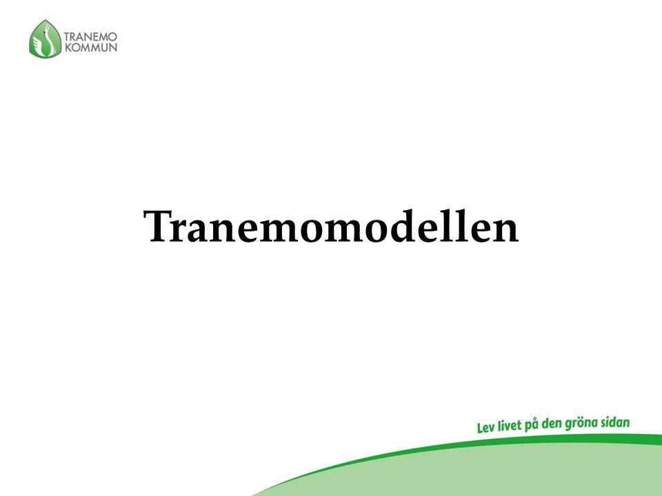 Tranemomodellen