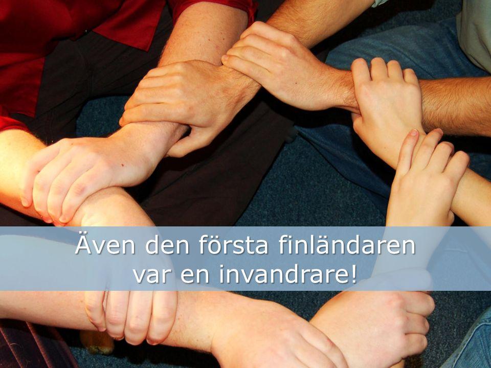 Varifrån kommer invandrarna. Utlandsfödda i Finland 2015 F.d.