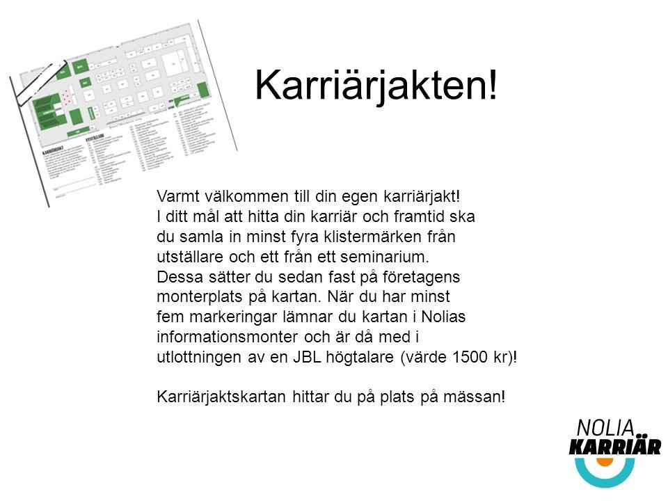 Vill du veta mer? www.noliakarriar.se