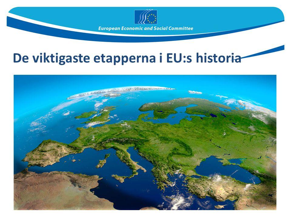 Europeiska rådet EU:s politiska ledning, fastställer politiska riktlinjer och prioriteringar Består av medlemsstaternas stats- eller regeringschefer samt av rådets ordförande och Europeiska kommissionens ordförande Ordförande: Donald Tusk