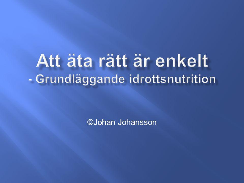 ©Johan Johansson