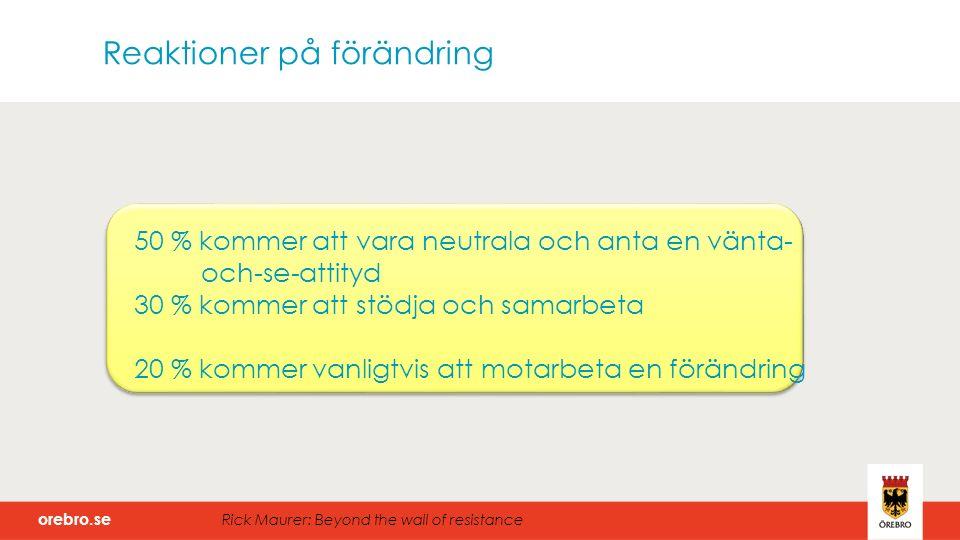 orebro.se Christina Thunberg om former för nya nätverk ht 2016