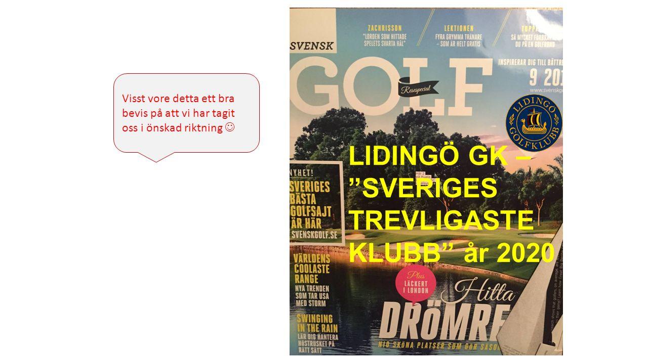 Vision 2020 - genomförande Sveriges trevligaste klubb Mål/huvudområden * Anläggning Bana Golfspelet som sällskapsspel Idrott Klubbliv Bemötande/service Kommunikation Ekonomi Start/klart 2015/dec-16 dec15/dec-16 mars16 apr16/sep-16 apr16/dec-16 april16/aug16 Årsmöte Genomförandeplaner(ansvariga) Anläggningsplan (anläggningsråd) Banutvecklingsplan (J Benestam/banråd ) Golfmål –Tävlingskalender (tävlingskommitté) –Junior- och Elitkommitté Aktivitetskalender (Klubbmästare/klubbråd) Service- och bemötande plan (klubbchef) Kommunikationsplan (klubbchef) Budget/Årsredovisning(styrelsen) - För varje mål/huvudområde i Visionsarbetet finns det en genomförandeplan.