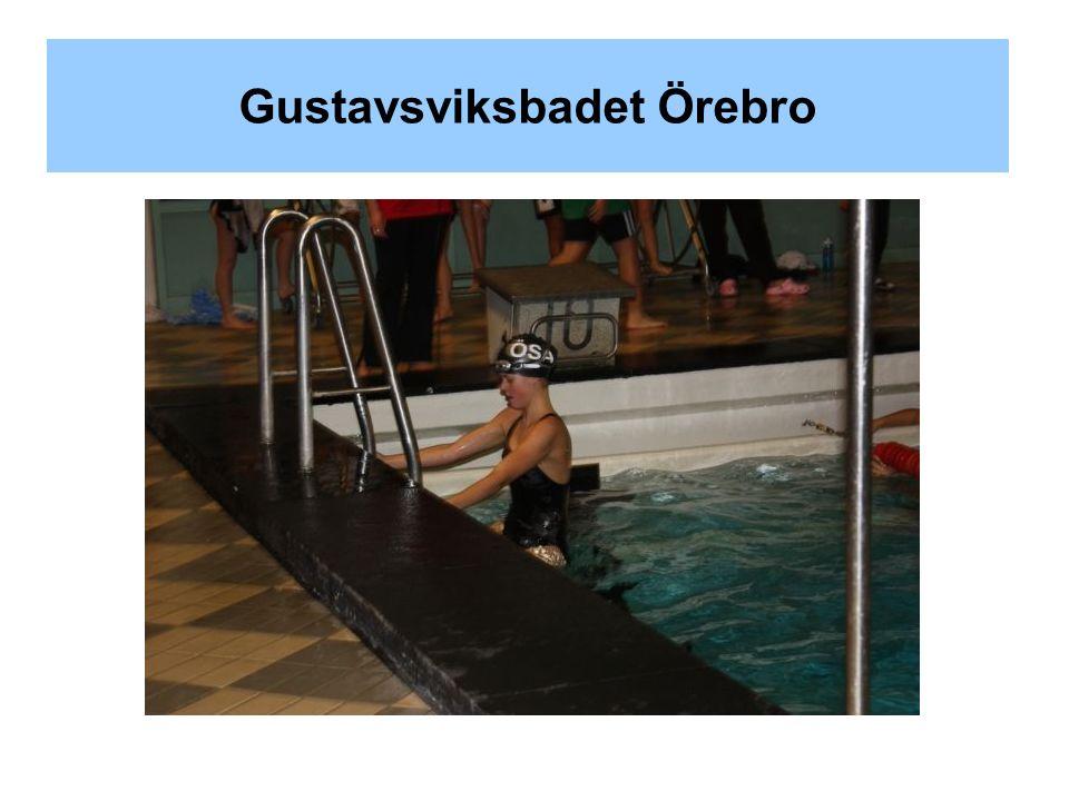 Gustavsviksbadet Örebro