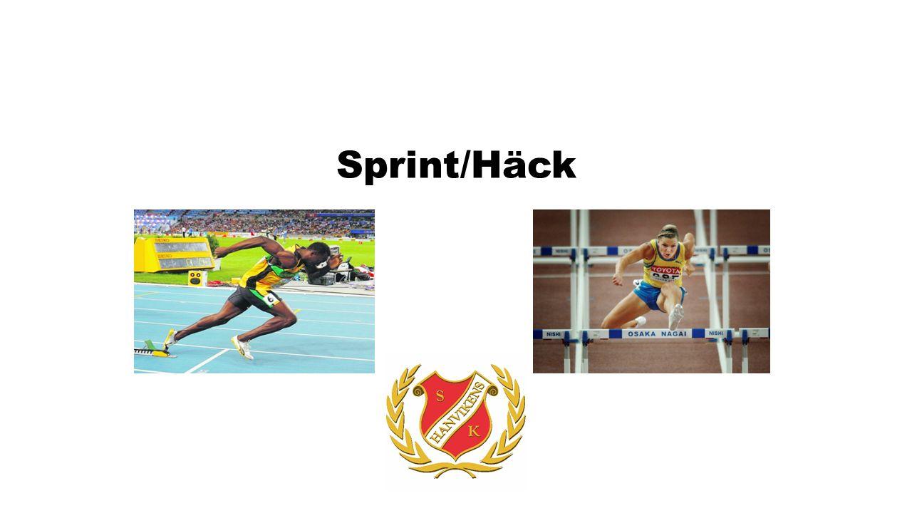 Sprint/Häck
