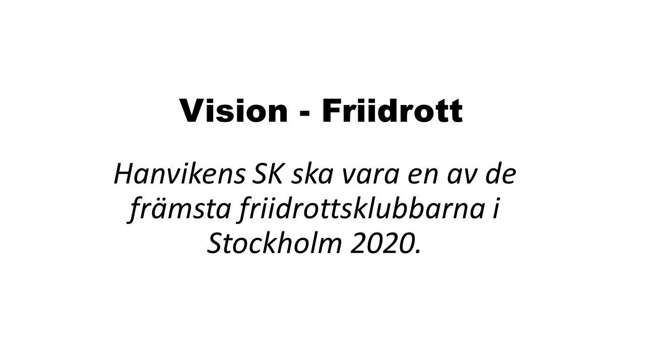 Föräldrar En Hanviken SK-förälder agerar stöttande mot föreningens aktiva.