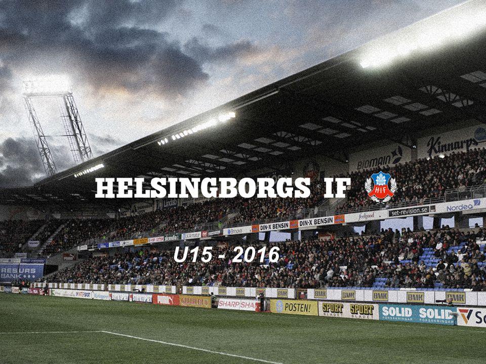 U15 - 2016