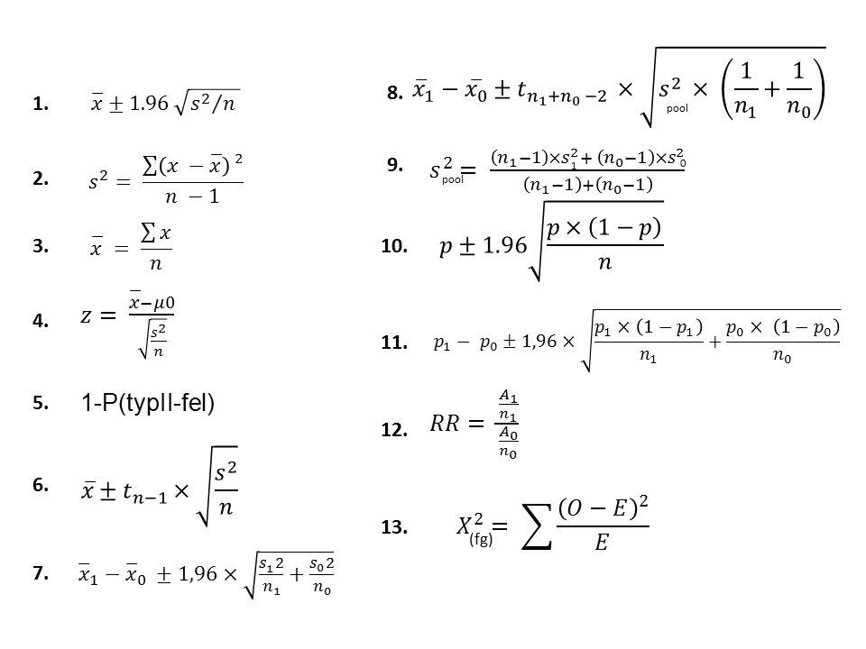 1. 2. 3. 4. 5. 6. 7. 1-P(typII-fel) 8. 9. 10. pool 11. 12. 13. (fg) 1 0