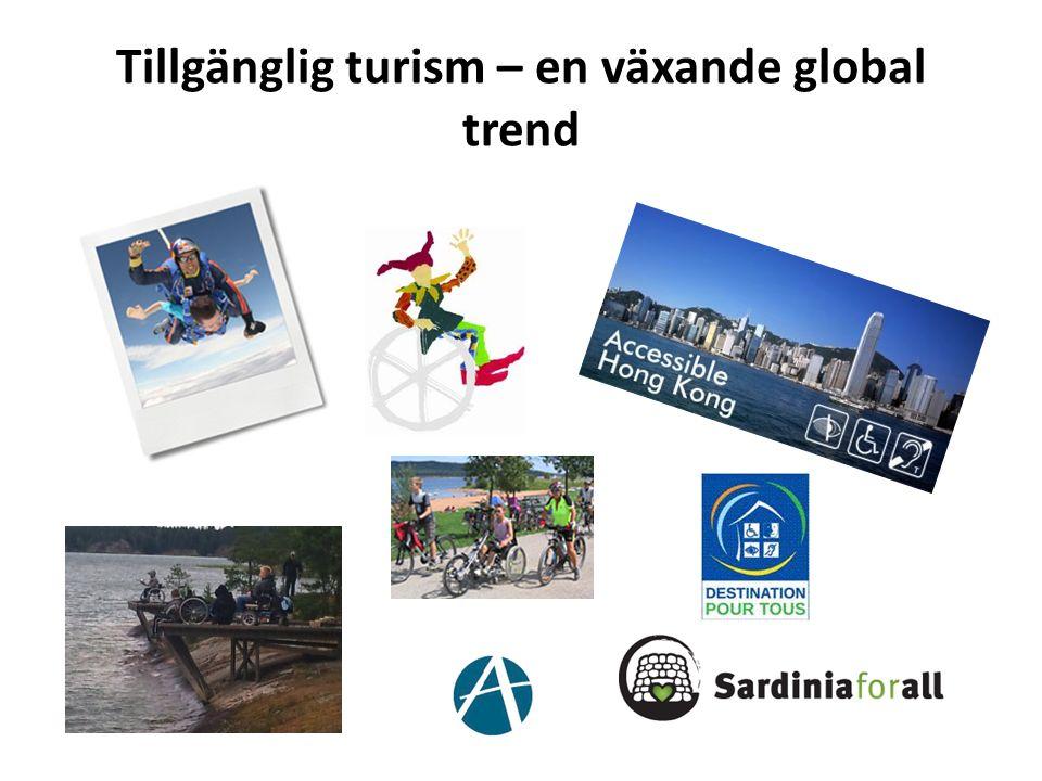 Tillgänglig turism – en växande global trend