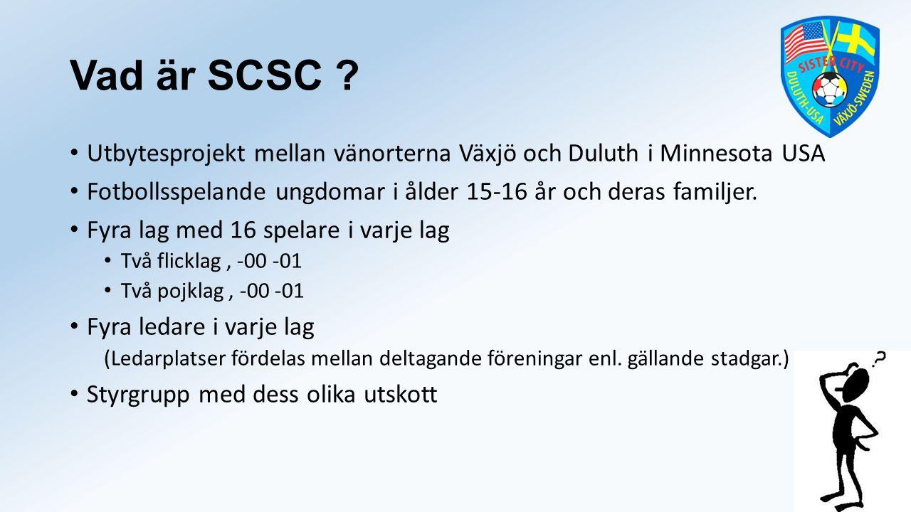 Vad är SCSC .