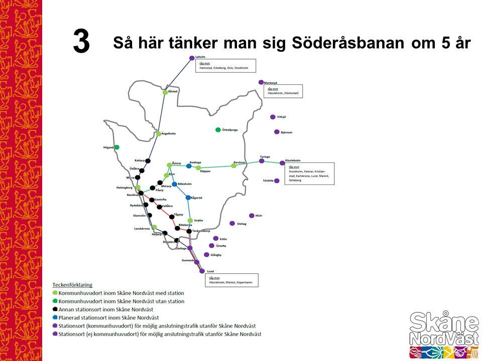 6 Förlänga Skånebanan.