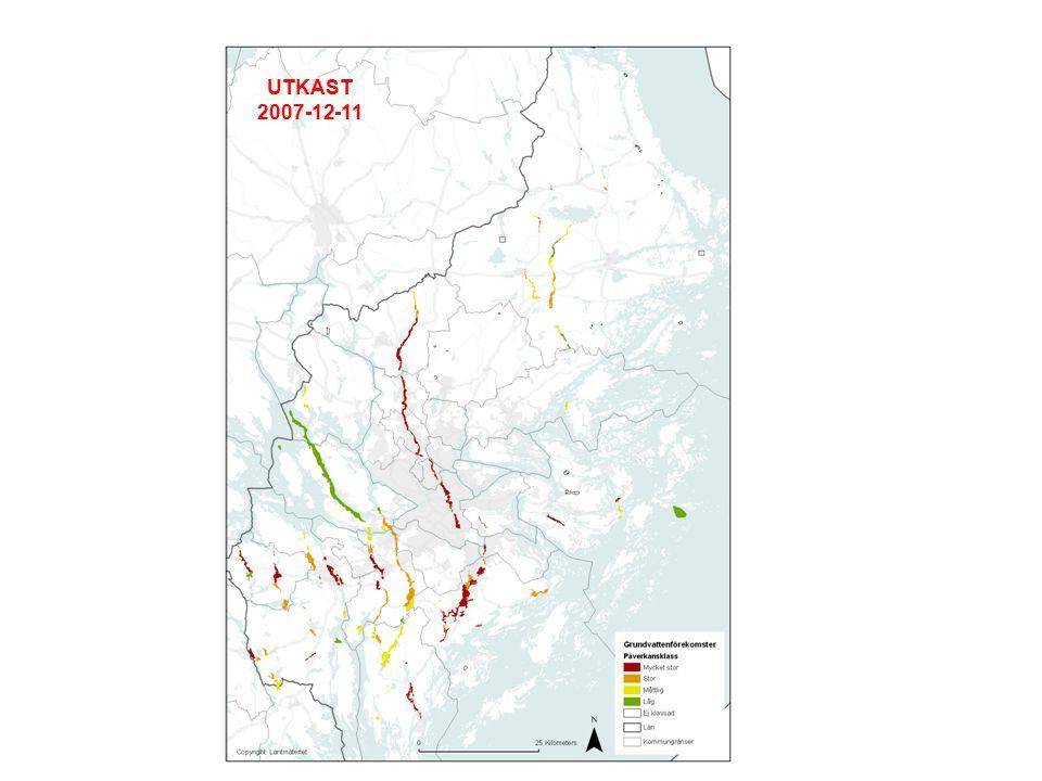 Prioritet - vattenförsörjning UTKAST 2007-12-11