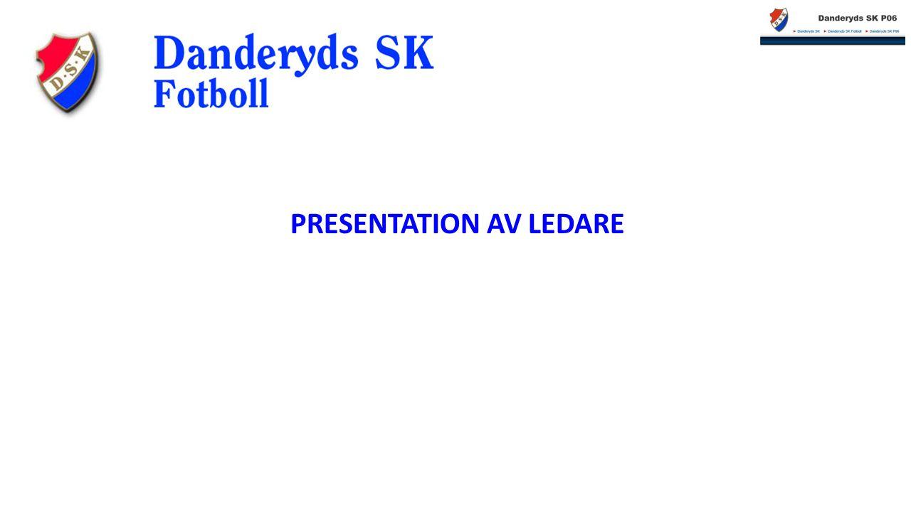Hemläxa – 100 bollkontakter per dag Alltid nära fotbollen Syfte: att bli vän med bollen & att vara fotbollsaktiv varje dag.