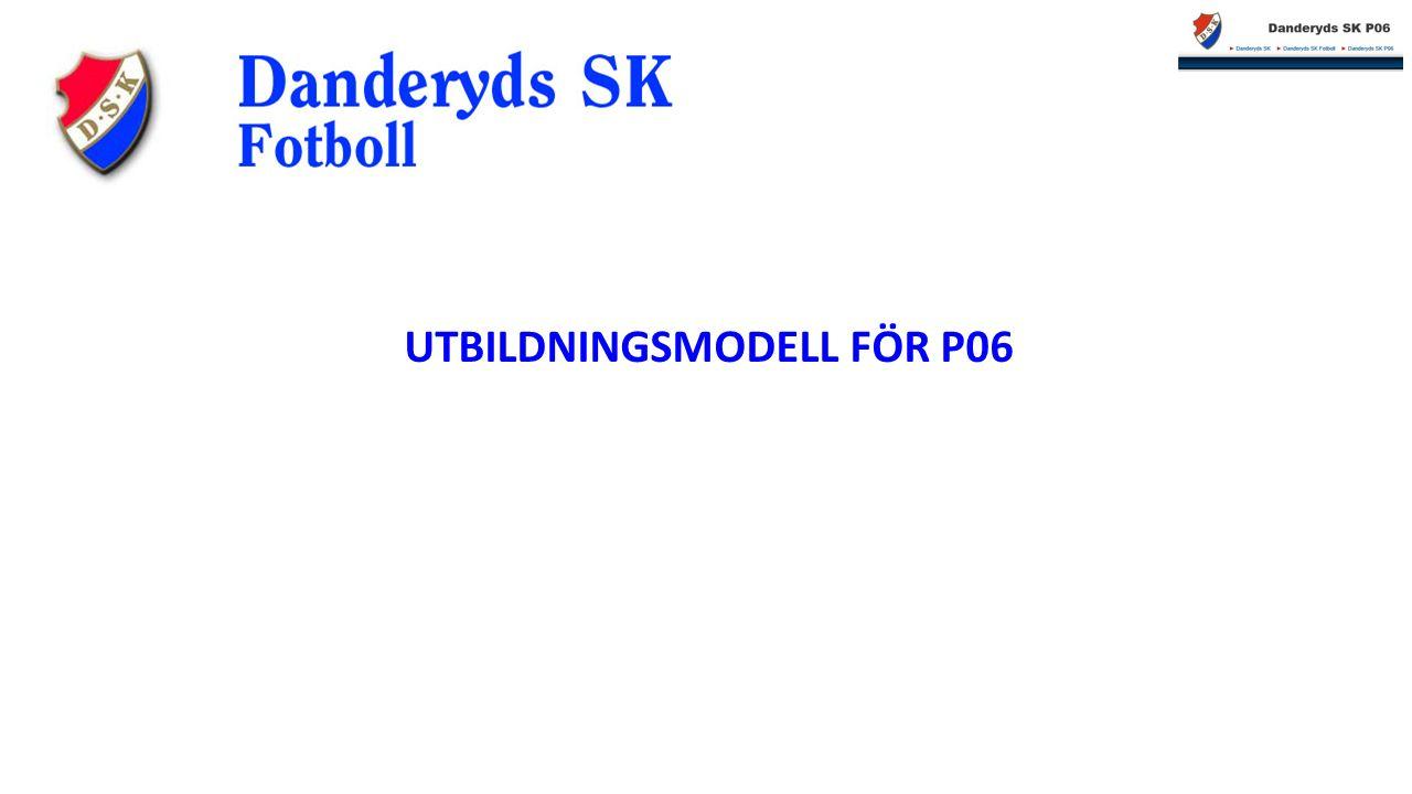 UTBILDNINGSMODELL FÖR P06