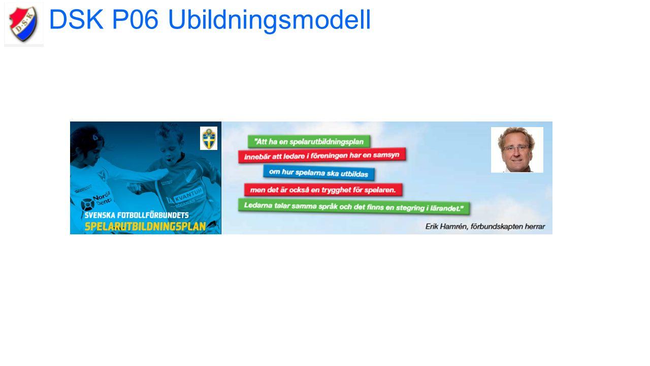 DSK P06 Ubildningsmodell