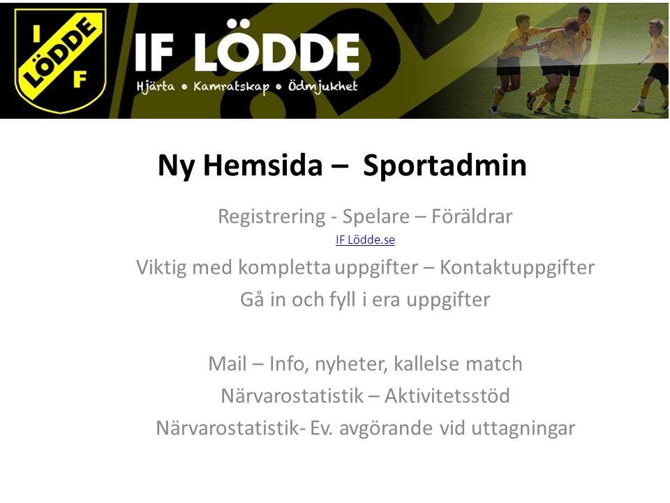 IF Lödde Modellen Den Gula Tråden Spelare 9-12 år – 7- manna fotbollsskola Träningen skall vara teknikinriktad Tekniska och taktiska moment skall ytterligare för-stärkas i träningen.