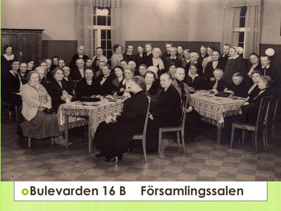 Ordförande för syföreningen Palmgren  Anna …… 1866-1939  Gurli …… 1884-1975 (Gurli )  Anne- Marie...