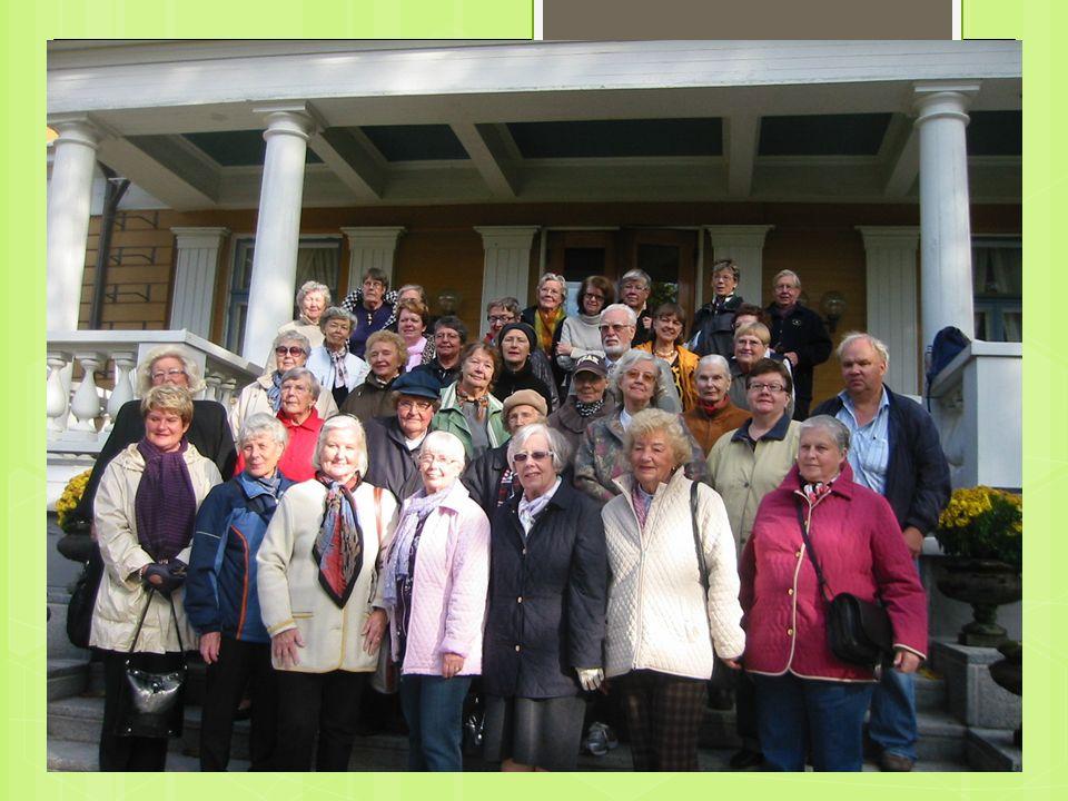 Johannes seniorer fortsätter med utfärder Borgå 5 X 2010