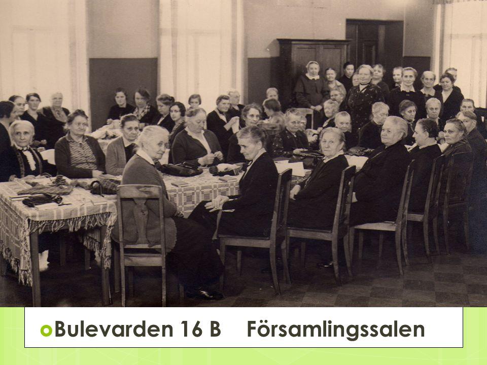 Stiftelsen Ålderdomshemmet Lugnet rs ARKIVET shanghajades till Esbo stads arkiv.